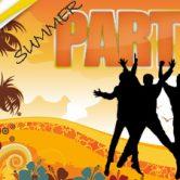 Summer dance party