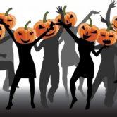 Helovīna mošķu ballīte